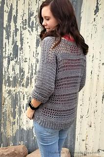 Ravelry Simple Sweater Pattern By Breann Mauldin