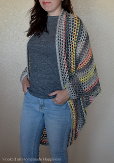 c97e0b82a Ravelry  Urban Chic Cocoon Sweater pattern by Breann Mauldin