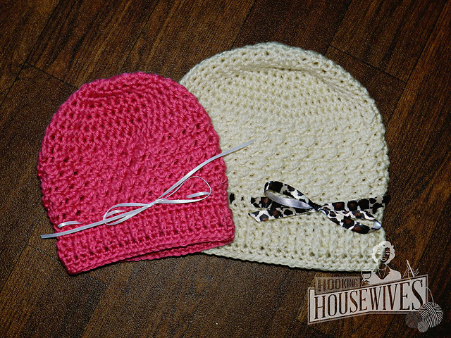 a3463f31c814e Ravelry: Perfect Simplicity Hat pattern by Hooking Housewives