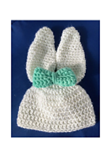347e20dba51 Ravelry  Sweet Baby Easter Bunny Hat pattern by Kate Hood