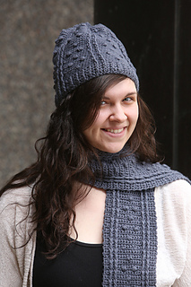 Puffed-lines-beanie-and-scarf-set_small2