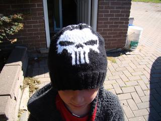 Ravelry  Punisher Skull Hat pattern by Britney Dyer 21a779fcbb21