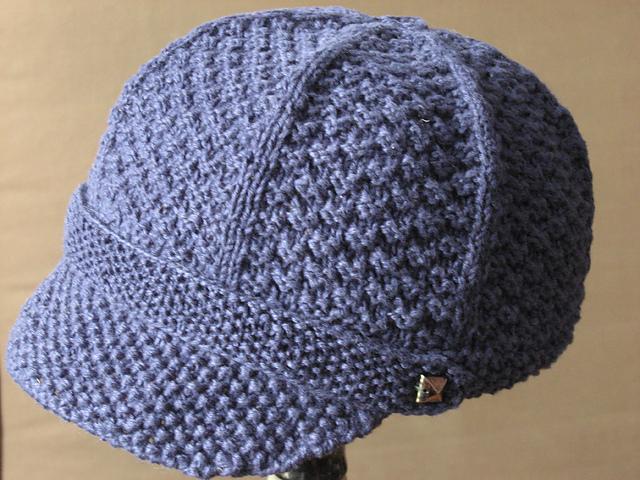 Ravelry Newsboy Hat Pattern By Jeni
