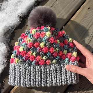 Cloudberry Hat pattern by In Stitches - Crochet by SL