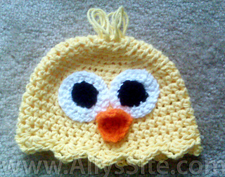 Ravelry  Baby Chick Hat pattern by Indy Purl 95788d6abd1