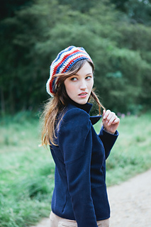 accdd03f Ravelry: Zara Beret pattern by Hannah Smith