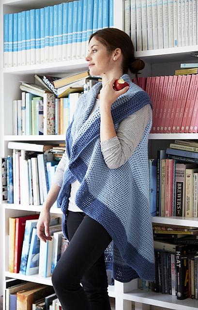 Ravelry Modern Crocheted Shawls Wraps Patterns