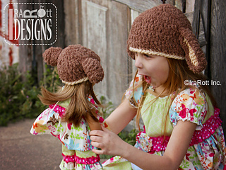 903578b26ce Ravelry  Baa-Baa Sheep Hat pattern by Ira Rott