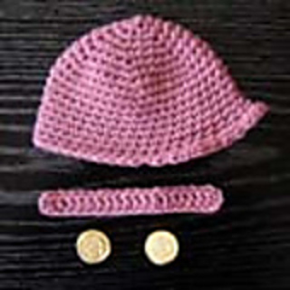 156b1bab19a Ravelry  Newsboy Cap for Beginners pattern by JTcreations