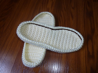 Free Printable Crochet Patterns For Baby Sandals : Ravelry: CROCHET SOLES ANY SIZE CUSTOMIZED pattern by ...