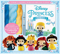 Ravelry Disney Princess Crochet Patterns