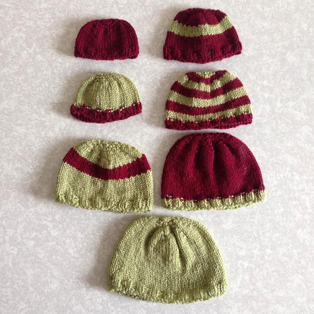 Ravelry Top Down Preemie Hat Pattern By Cc Almon