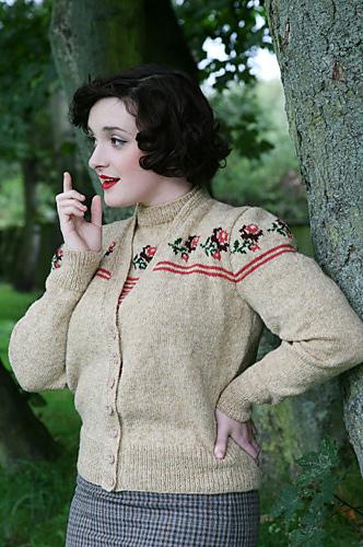 Ravelry A Stitch In Time Vintage Knitting Patterns 1930 1959