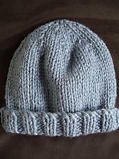 Ravelry  Child s beanie in 12ply pattern by Jennifer Lee 2de60fd940e