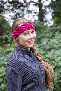 ravelry 30 knitted headbands and ear warmers patterns