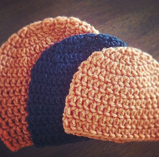 Ravelry  Quick and Easy DC Stitch Beanie pattern by Jenny Thomas f05c70c8b