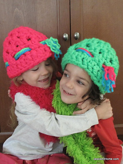 Ravelry Liz Super Bulky Hat Pattern By Jessie Rayot