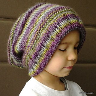 Ravelry  Emily s Super Slouchy Knit Hat pattern by Jessie Rayot 116ecb6432a