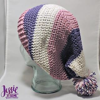 Ravelry  Stripey Stocking Hat pattern by Jessie Rayot a7c30c99fc1