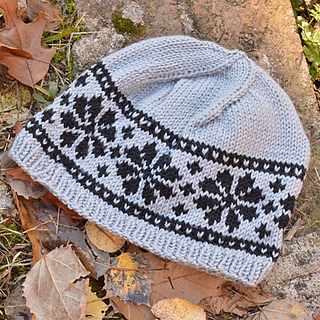 Ravelry  Claudia s Fair Isle Hat pattern by Joan Laws 3034f273709