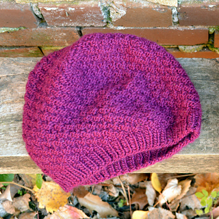 Seed Stitch Knitting By Judy : Ravelry: Double Seed Stitch Knit Hat pattern by Joan Laws
