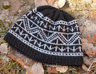 Ravelry  Alex s Fair Isle Hat pattern by Joan Laws 3659c1c5b66