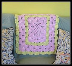 graphic about Virus Blanket Pattern Free Printable called Ravelry: Rectangle Virus Blanket behavior by means of Jonna Martinez