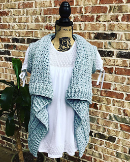 49e2d161e Ravelry: The Forever Cardi pattern by Journey Chanel Designs