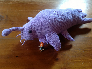 Ravelry Star Whale From Doctor Who Pattern By The Knit Guru