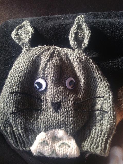 Ravelry My Neighbour Totoro Beanie Pattern By The Knit Guru