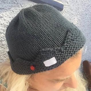 Ravelry  Jughead Crown Hat pattern by The Knit Guru ae63769a066