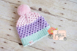 Ravelry  Cupcake Puff Hat pattern by Julie Schappert 18964968c3c