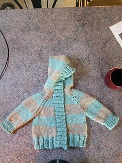 Ravelry: Harry Potter Gryffindor Baby Jacket/Sweater ...