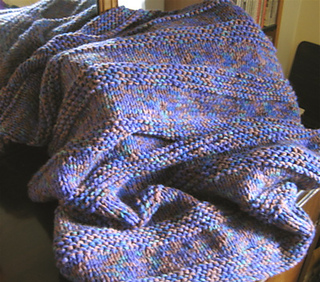 Ravelry Garter Stripe Baby Afghan Pattern By Karen Bledsoe