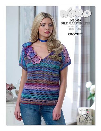 NSL039 Crochet Top PDF