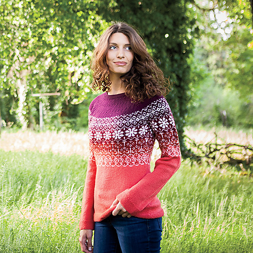 Ravelry: Creative Color: 2016 Fair Isle Collection - patterns