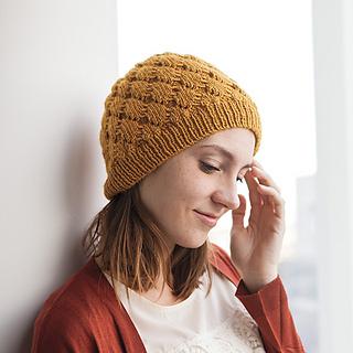 82176e5951a Ravelry: Honeycomb Hat pattern by Deepika