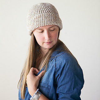 576ea7879 Ravelry: Marled Rib Hat pattern by Hannah Maier