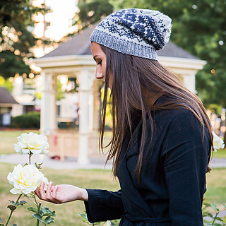 b6bcb8772 Ravelry: Telluride Slouch Hat pattern by Jenny Williams