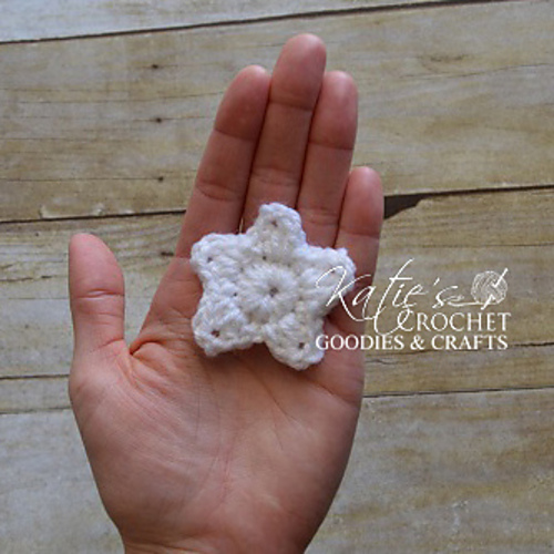 Ravelry Crochet Star Applique Pattern By Katies Crochet Goodies