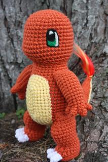 Ravelry  Charmander Doll pattern by Becca de Kroon 04c5d435c89