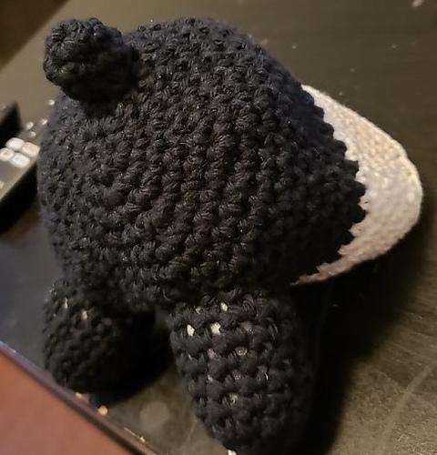 Ravelry: Three Bears (Ice Bear, Brizzly, Panda) pattern by SugarLYS | 500x480