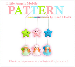 Little_angels_pattern_purple_yellow_background_small