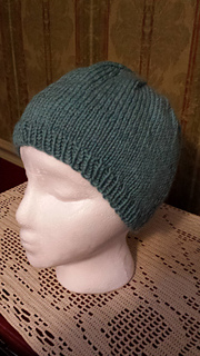 Ravelry: Easy Hat with French Knot Trim pattern by ...