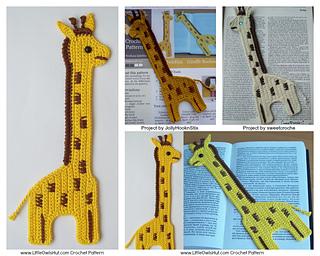 Collage_giraffe_bookmark_littleowlshut_amigurumi_crochet_pattern_zabelina_small2