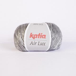Yarn-wool-airlux-knit-viscose-merino-extrafine-pearl-light-grey-autumn-winter-katia-60-g_small2