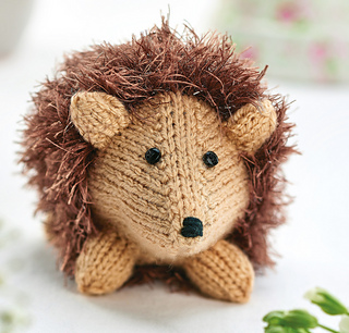 Small Hedgehog Knitting Pattern : Ravelry: Hugo Hedgehog pattern by Ella Austin