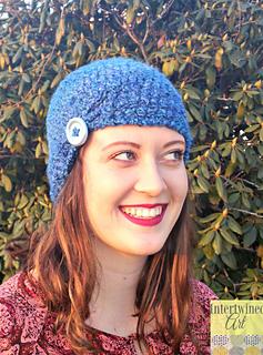 Ravelry  Big Button Homespun Hat pattern by Intertwined Art 62782c44170