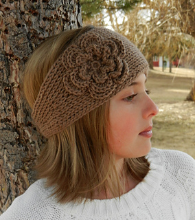 Ravelry Tunisian Crochet Headband Earwarmer Pattern By Kismet Crochet