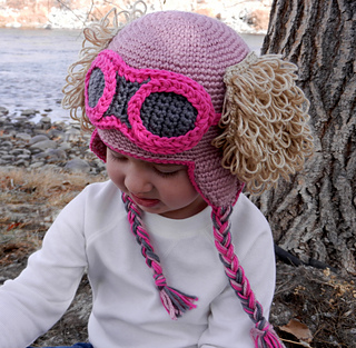 Ravelry Paw Patrol Skye Hat Pattern By Kismet Crochet